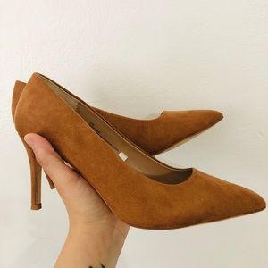A NEW DAY 10W POINTED HIGH HEELS
